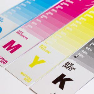 CMYK cards | MASTROiNCHIOSTRO