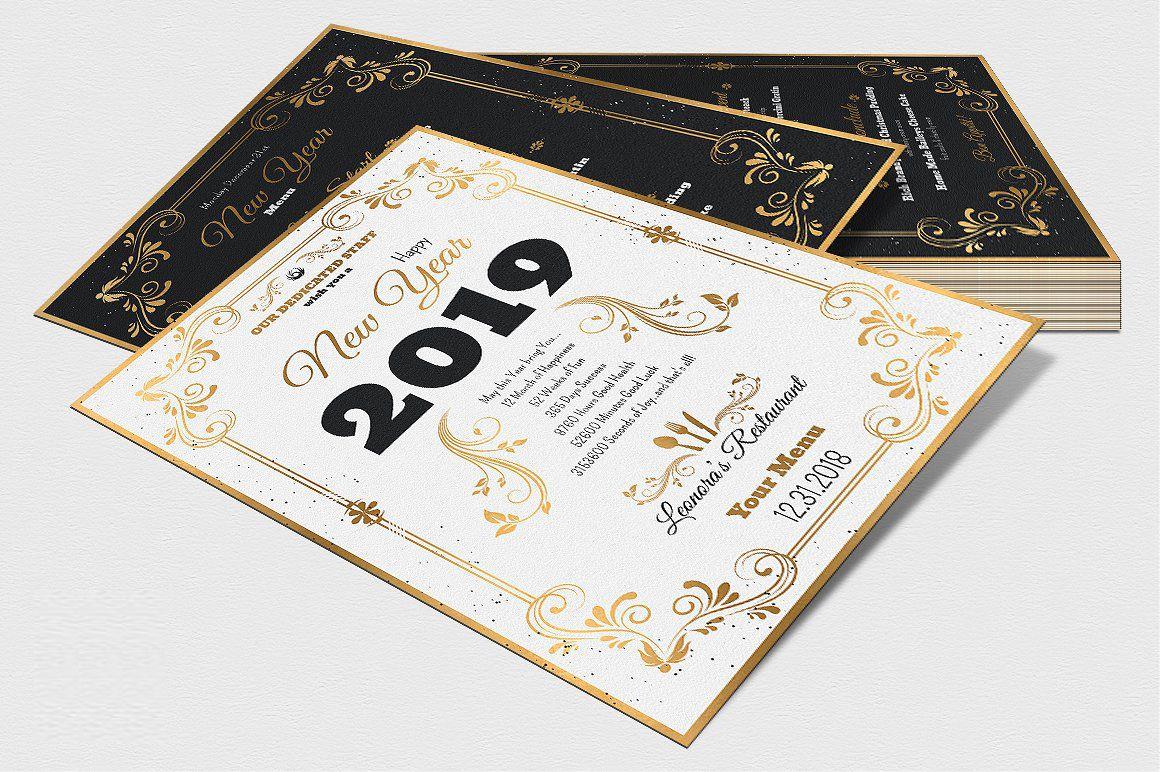MASTROiNCHIOSTRO: new year menu event.