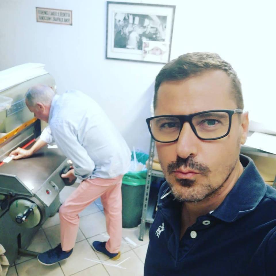 MASTROiNCHIOSTRO | father and son