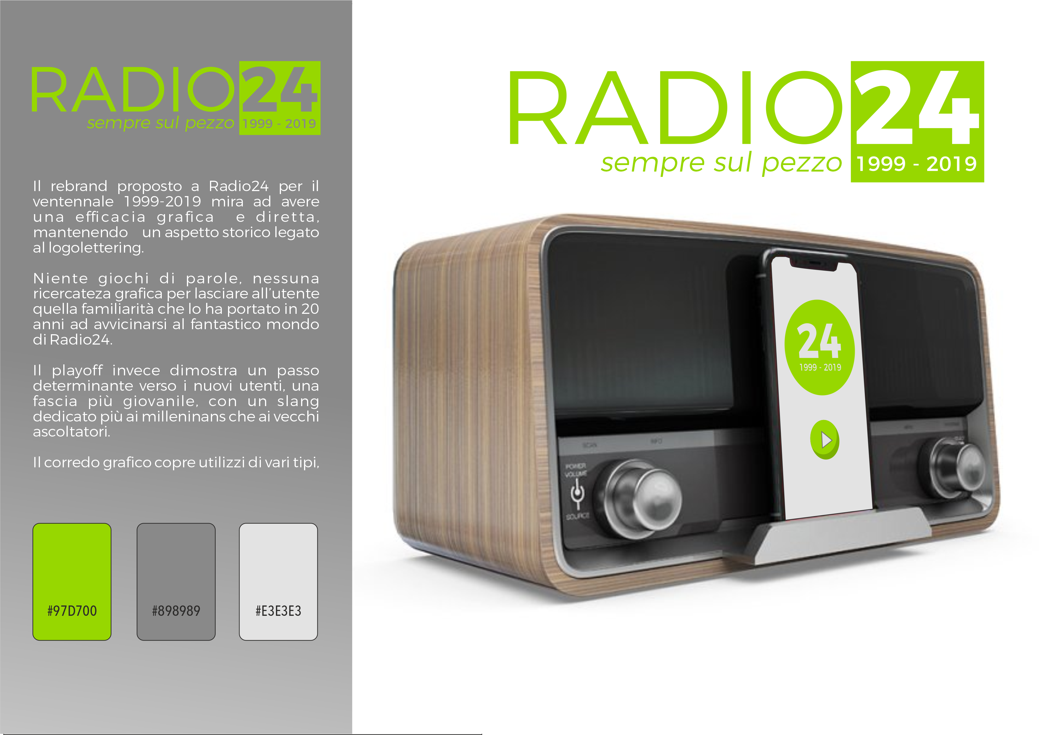 Radio24 contest | MASTROiNCHIOSTRO