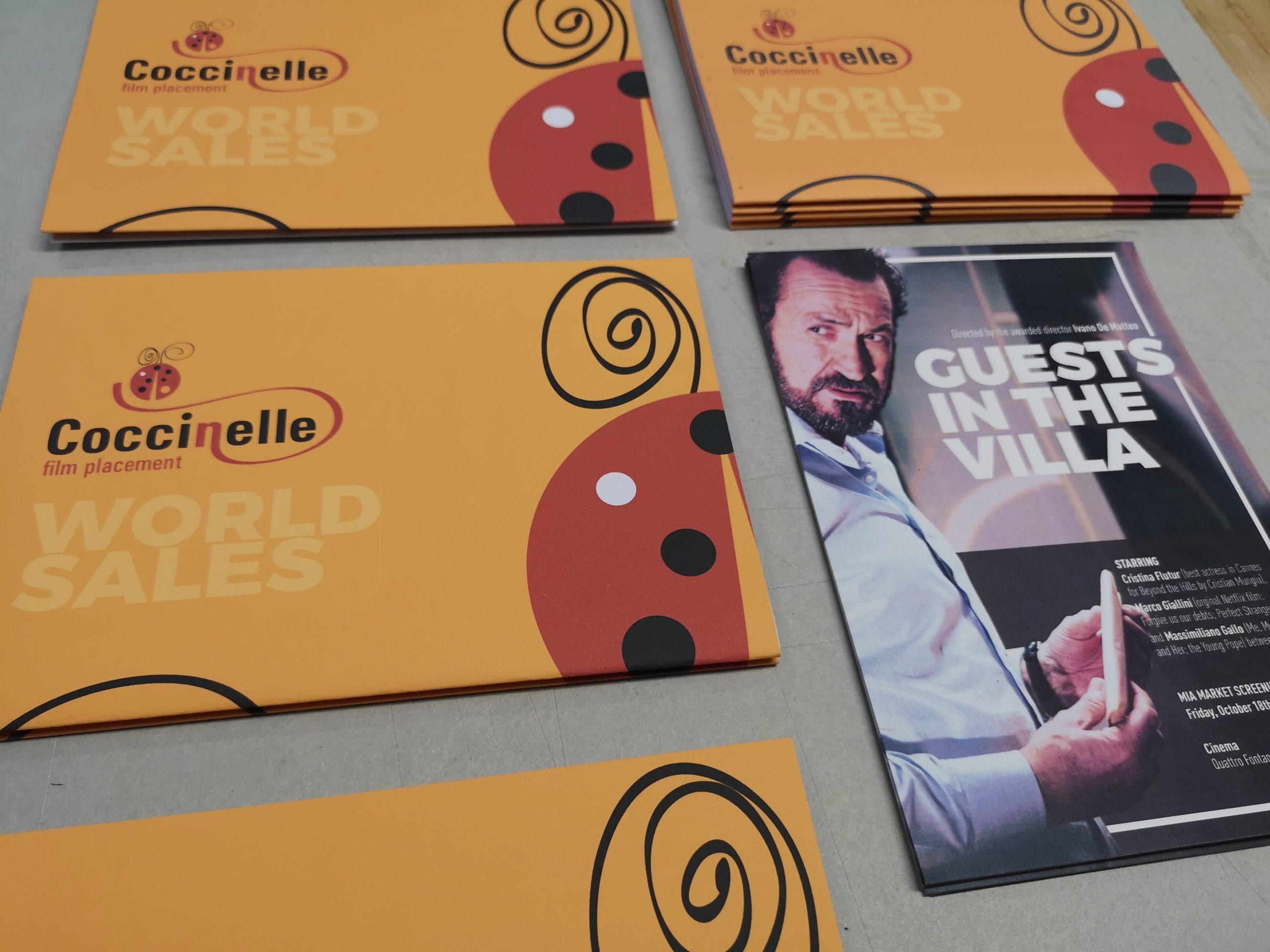 Roma Cine Festival - Coccinelle | MASTROiNCHIOSTRO