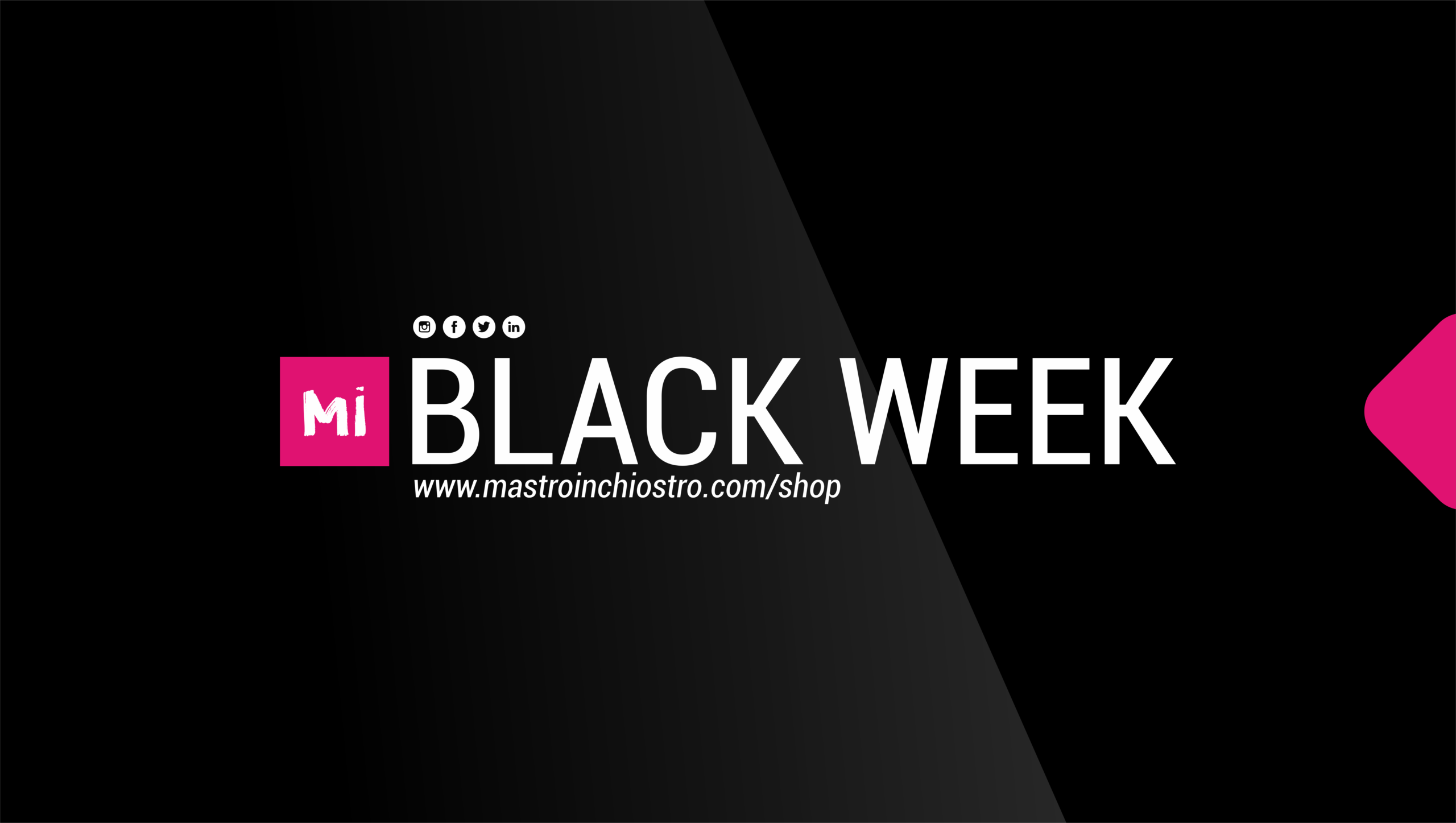 black week and black friday | business cards black paper - stampa hotfoil | MASTROiNCHIOSTRO