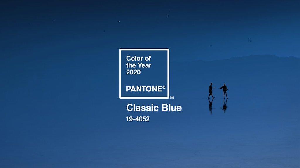 Blu Classico è il colore PaNtone del 2020 | MASTROiNCHIOSTRO