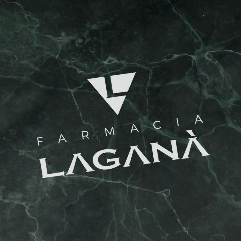 Logo rebranding Farmacia Laganà | MASTROiNCHIOSTRO