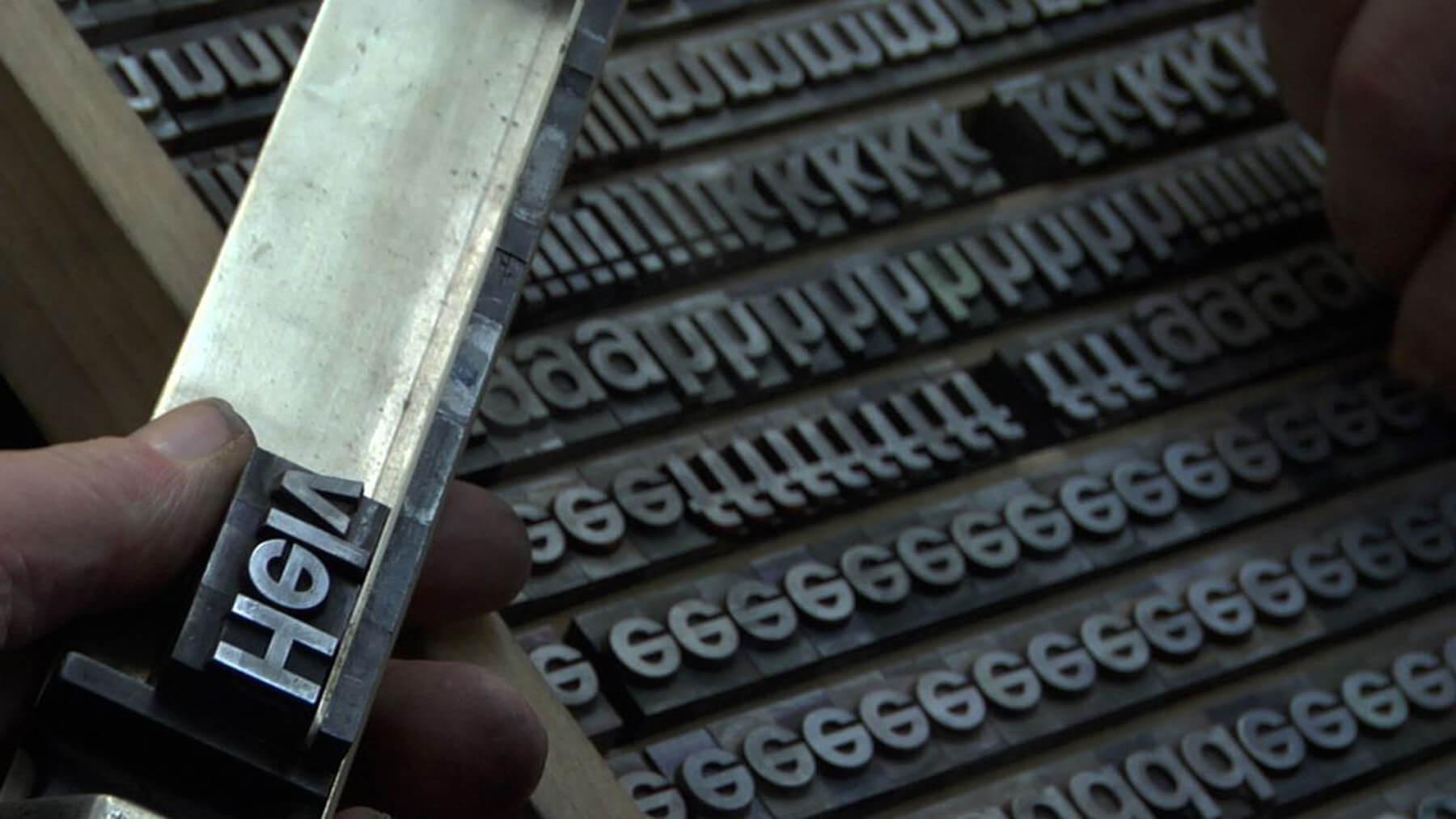 Documentario Helvetica | MASTROiNCHIOSTRO