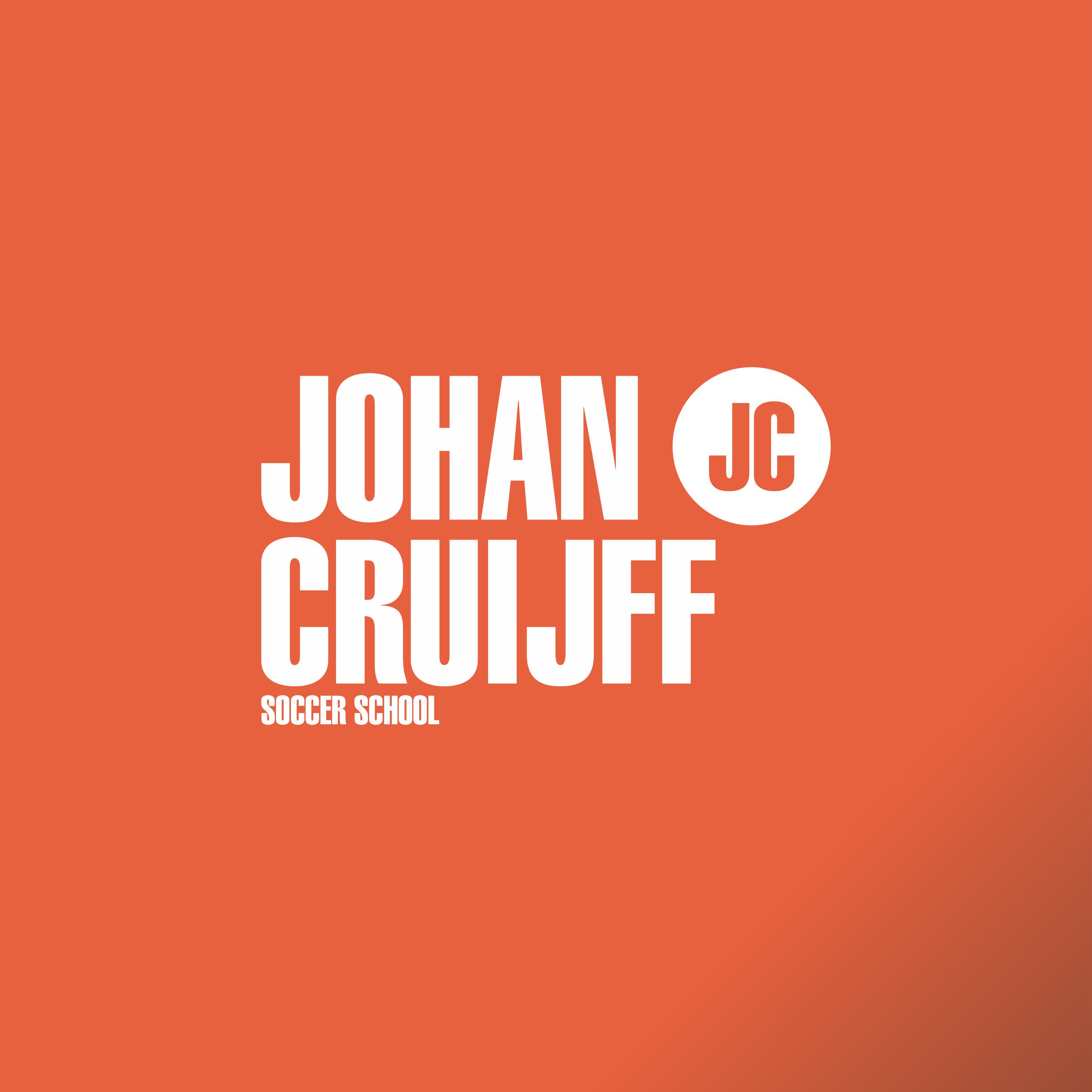 Johan Cruijff Soccer School | MASTROiNCHIOSTRO web site - brand logo