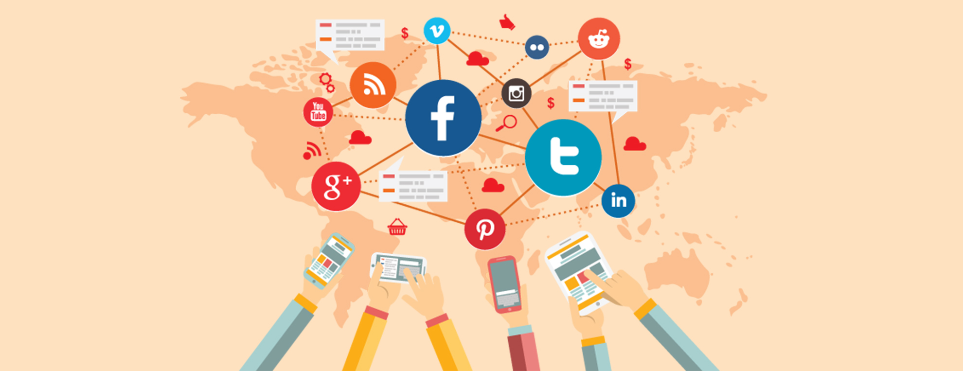 Social Media Marketing | MASTROiNCHIOSTRO