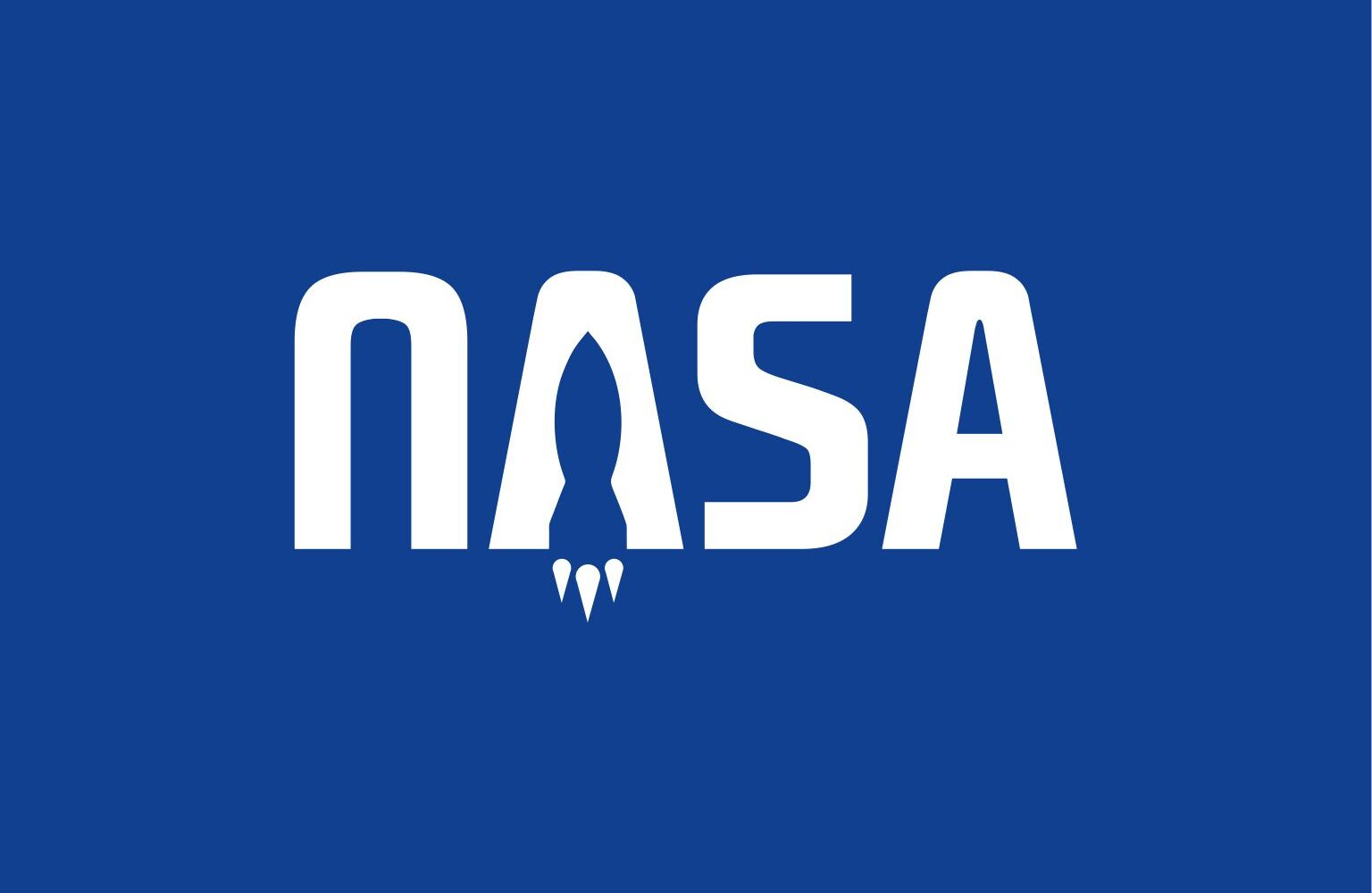 NASA logo restyling | MASTROiNCHIOSTRO
