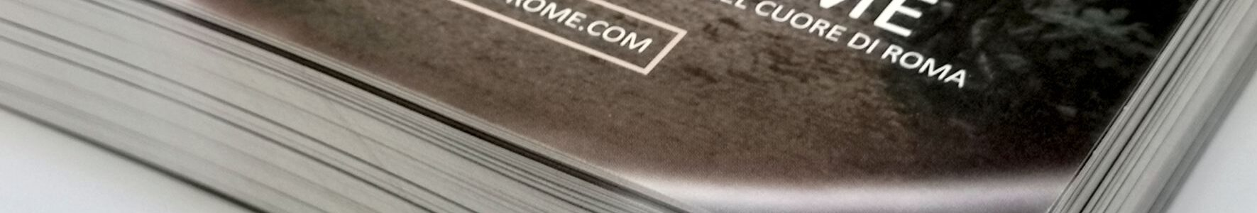 The Keys of Rome - biglietti da visita e flyer | MASTROiNCHIOSTRO